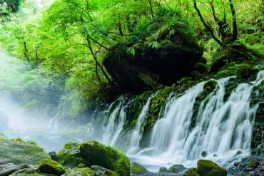 Mototaki Waterfall(Akita)