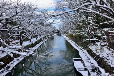 Yahata Moat(Shiga & Lake Biwa )