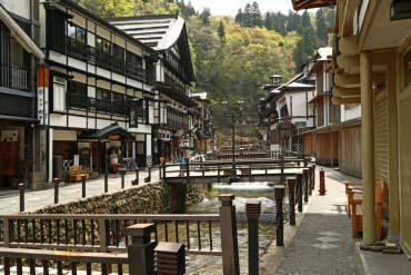 銀山温泉(山形)