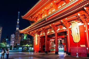 Senso-ji Temple(Tokyo)