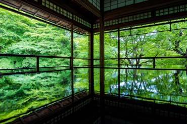 琉璃光院(京都)
