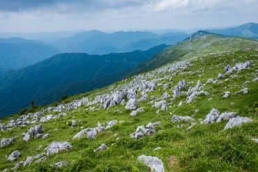 Cao nguyên  Shikoku