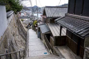 Onomichi Senkoji Path