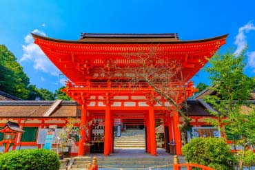 Đền Kamigamo