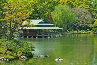 清澄庭園(東京)