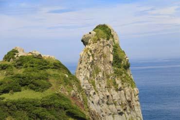 Monkey Rock, Iki Island