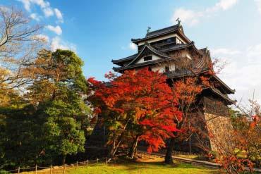 Matsue Castle(Shimane)