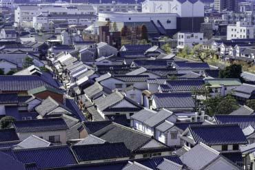 Kurashiki Bikan Area (Okayama)