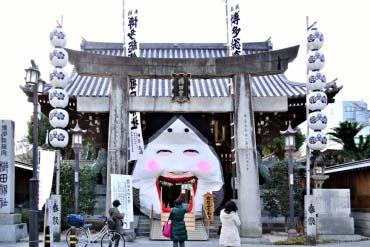 栉田神社(福冈、博多)