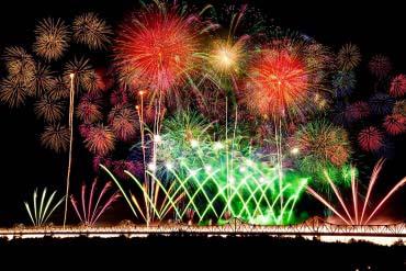 Lễ hội pháo hoa Nagaoka