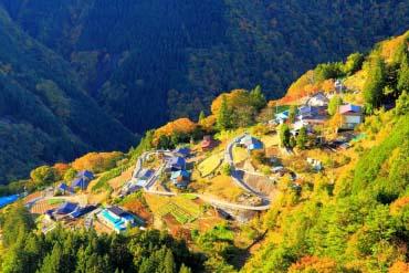Thung lũng Shimoguri no sato