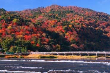 Togetsukyo Bridge(Kyoto)