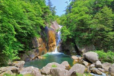 Hẻm núi Shosen