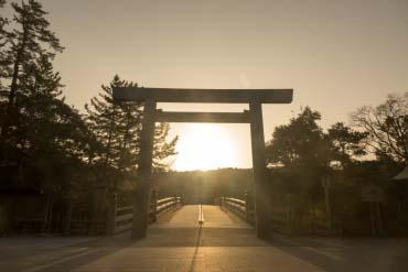 Ise Grand Shrine(Mie)