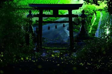 天王八幡神社(冈山)