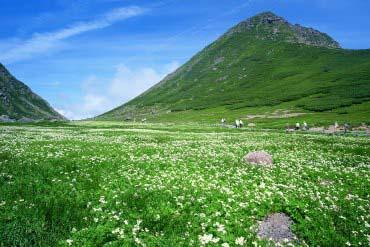 Mt. Norikura(Nagano)