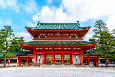 Heian Shrine(Kyoto)