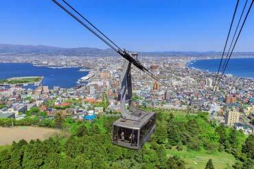 Núi Hakodate