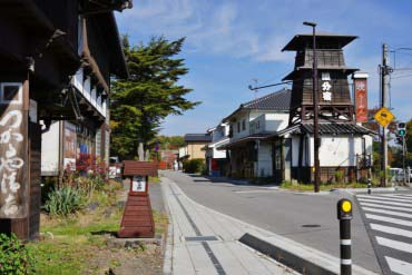 Oiwake-juku Historic Post Town
