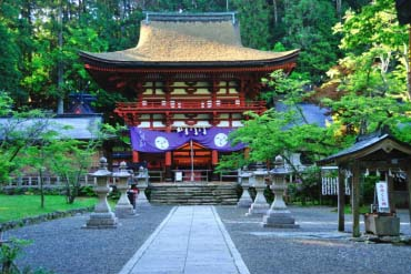 Niutsuhime Shrine