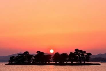 Lake Shinji(Shimane)