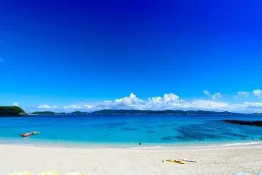 Furuzamami Beach(Okinawa)