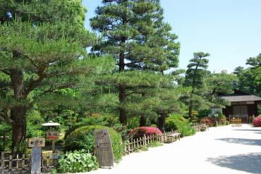 Shukkeien Garden(Hiroshima & Miyajima)
