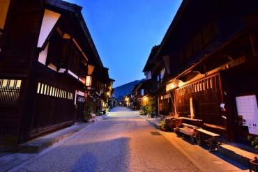 Narai-juku(Nagano)
