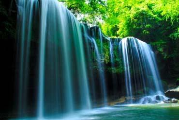 鍋ヶ滝(熊本)