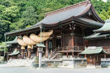 Ngôi đền Miyajidake Jinja
