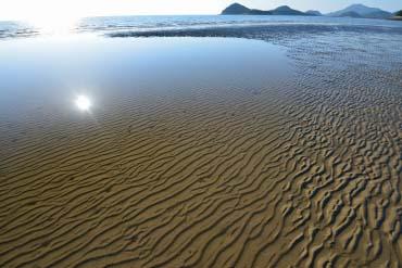 Chichibugahama Beach(Kagawa)