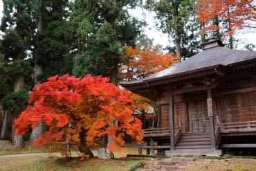 Chuson-ji Temple(Iwate)