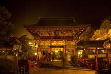 Yutoku Inari Shrine(Saga)