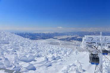 藏王树冰群(山形)