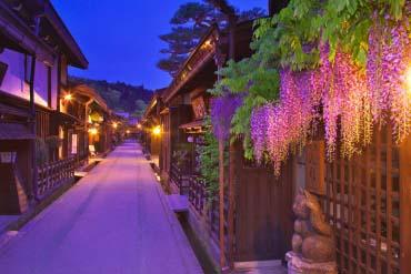 Khu phố cổ Takayama