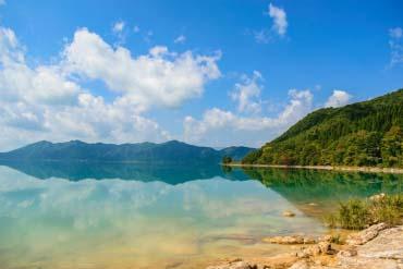Lake Tazawa(Akita)