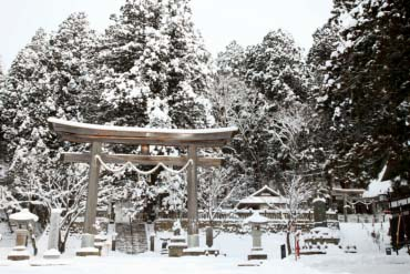 Togakushi Shrine(Nagano)
