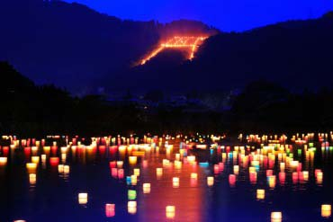 五山送り火(京都)