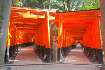伏见稻荷大社(京都)