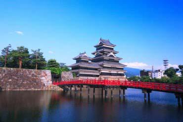 Matsumoto-jo Castle(Nagano)