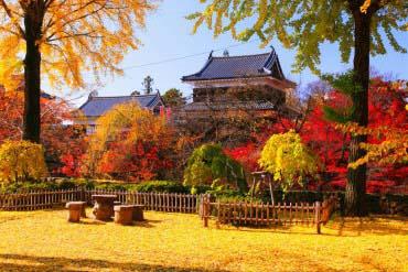 上田城跡公園(長野)