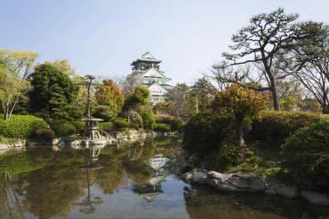 Osaka Castle Park(Osaka)