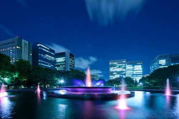 Công viên Hibiya