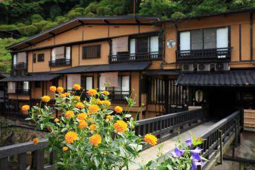 黒川温泉(熊本)