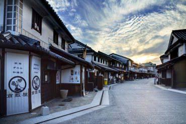 Quảng trường lịch sử Kurashiki Bikan