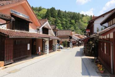 Fukiya Furusato Village(Okayama)