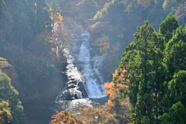Yoro Keikoku Okukiyosumi Prefectural Natural Park (Chiba)