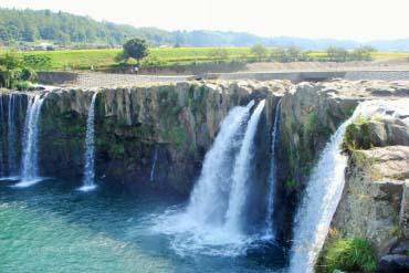 Harajiri Waterfall(Oita & Beppu)