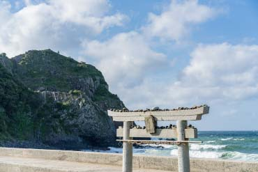 芥屋の大門 (福岡・博多)