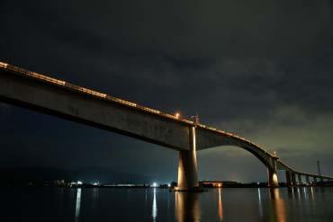 Eshima Ohashi Bridge(Tottori)